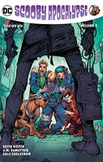 Couverture Scooby Apocalypse, Vol. 2