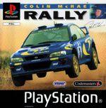 Jaquette Colin McRae Rally