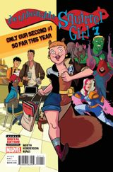 Couverture The Unbeatable Squirrel Girl (2015 - Present)