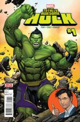 Couverture The Totally Awesome Hulk (2015 - 2017)
