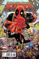 Couverture Deadpool (2015 - 2017)