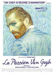 Affiche La Passion Van Gogh