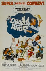 Affiche Charley et l'Ange