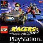 Jaquette LEGO Racers