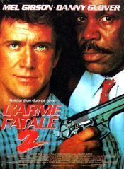 Affiche L'Arme fatale 2