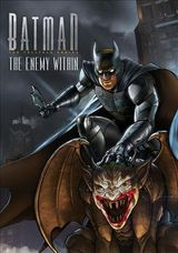 Jaquette Batman : The Telltale Series - The Enemy Within