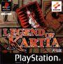 Jaquette Legend of Kartia