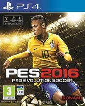 Jaquette Pro Evolution Soccer 2016