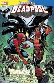 Couverture Montre-nous le matos - Deadpool (5ème série), tome 3