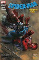 Couverture La Conspiration des Clones (3/5) - Spider-Man (Marvel France 6e série), tome 3