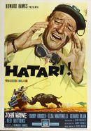 Affiche Hatari !