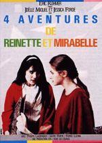 Affiche 4 aventures de Reinette et Mirabelle