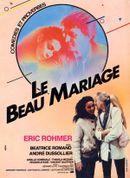 Affiche Le Beau Mariage