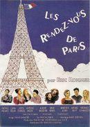 Affiche Les Rendez-vous de Paris