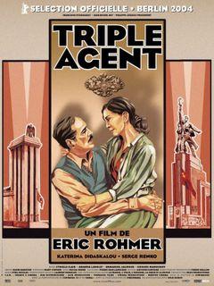 Affiche Triple Agent
