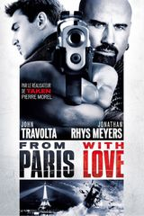 Affiche From Paris With Love