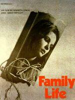 Affiche La Vie de famille