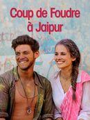 Affiche Coup de foudre à Jaipur