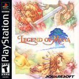 Jaquette Legend of Mana