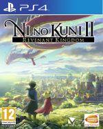 Jaquette Ni no Kuni II : Revenant Kingdom