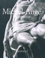 Couverture Michel-Ange sculpteur