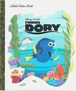 Couverture Finding Dory (Little Golden Book)