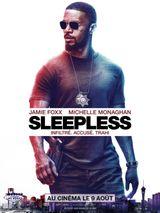 Affiche Sleepless