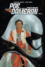 Couverture La tempête approche - Star Wars : Poe Dameron, tome 3