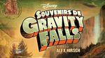 Affiche Souvenirs de Gravity Falls : La Bizarrapocalypse