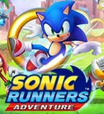 Jaquette Sonic Runners Adventure