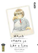 Couverture March comes in like a lion, tome 6