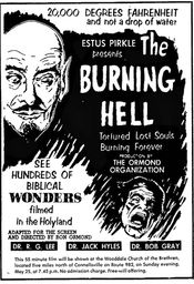 Affiche The Burning Hell