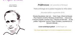 """Illustration Anthologie """"Préférences"""" eBook gratuit  couverture et présentation"""