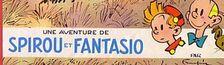 Cover SPIROU & FANTASIO