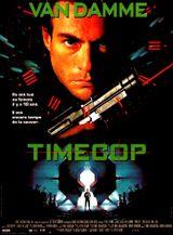 Affiche Timecop