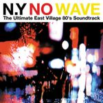 Pochette N.Y. No Wave