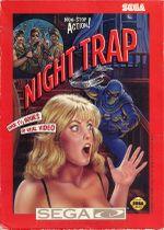 Jaquette Night Trap