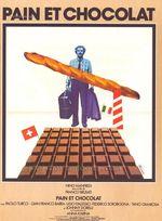 Affiche Pain et chocolat