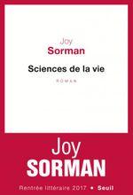 Couverture Sciences de la vie