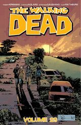 Couverture Walking Dead, tome 29
