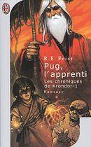 Couverture Pug l'apprenti - Krondor : La Guerre de la faille, tome 1