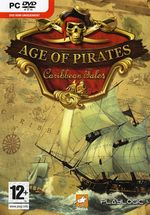 Jaquette Age of Pirates: Caribbean Tales
