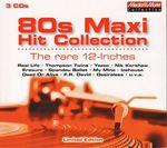 Pochette 80s Maxi Hit Collection: The Rare 12-Inches