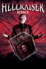 Affiche Hellraiser 7 : Deader