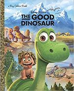 Couverture The Good Dinosaur (Big Golden Book)