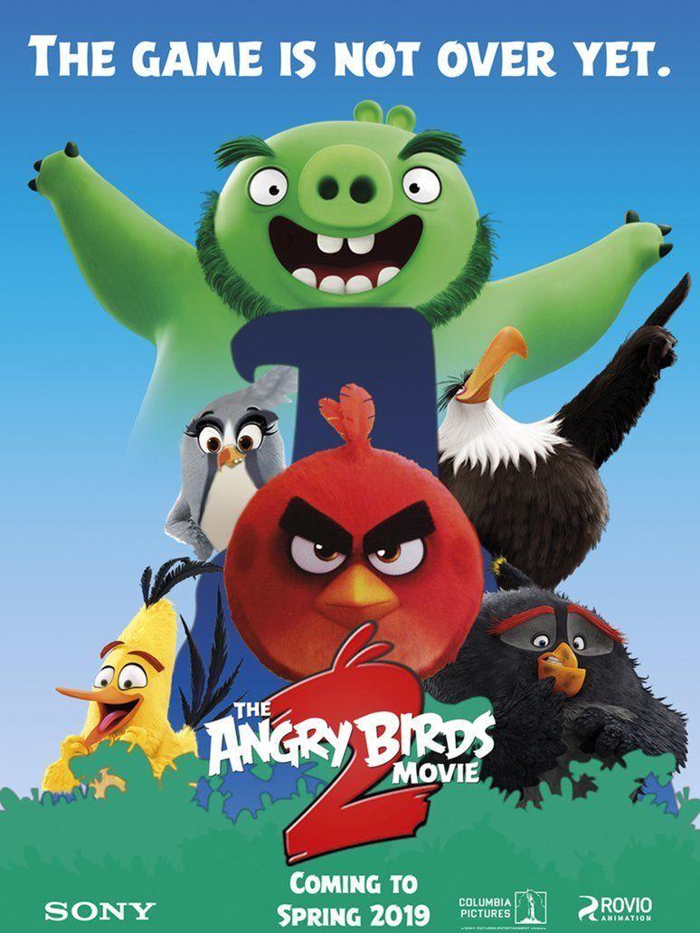 """Résultat de recherche d'images pour """"angry birds 2 movie"""""""