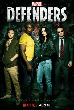 Affiche Marvel's The Defenders