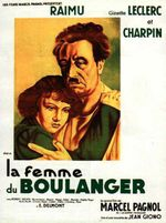 Affiche La Femme du boulanger