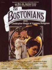 Affiche Les Bostoniennes