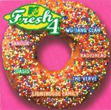Pochette MTV Fresh 4